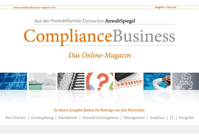 ComplianceBusiness_Magazin_Juni_Titel